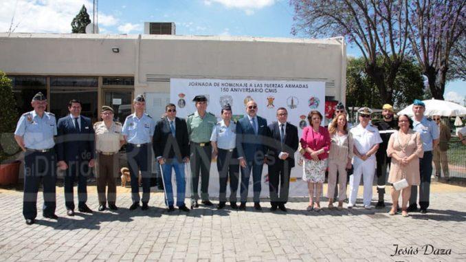 Homenaje a las Fuerzas Armadas Circulo Mercantil