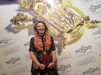 Medalla de la ciudad Cristina Heeren