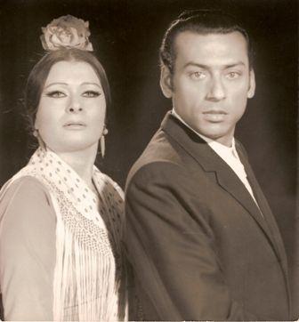Matilde Coral y Rafael El Negro