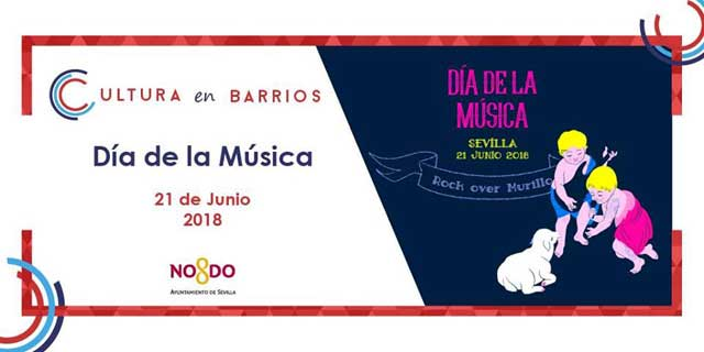 día de la música, 2018