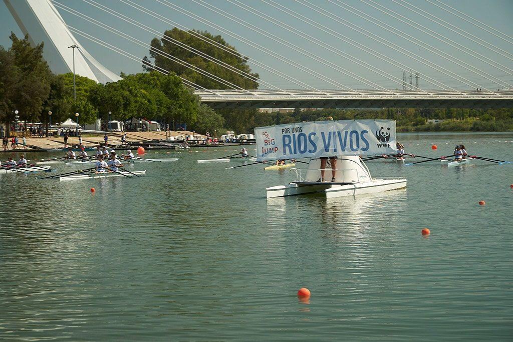 Salto al Guadalquivir