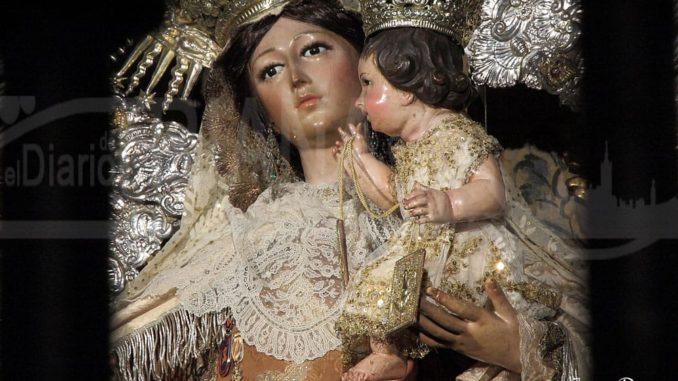 Ntra. Sra del Carmen. Real parroquia Santa Ana. Triana