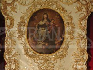 Simpecado Hdad del Carmen (Triana)