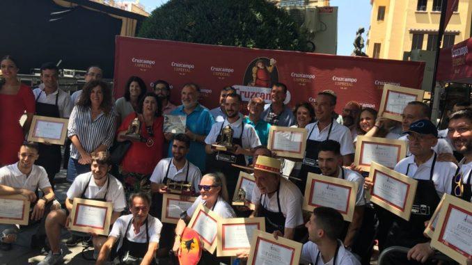 Concursos, Velá de Santiago y Santa Ana 2018