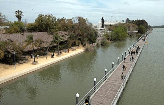 Jardín Americano Sevilla