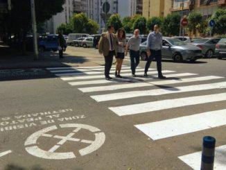 señalización calles Triana