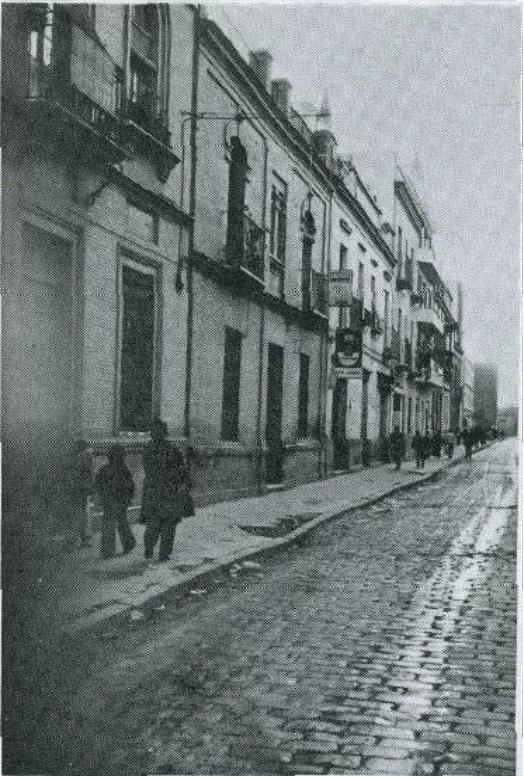Condes de Bustillo, Triana