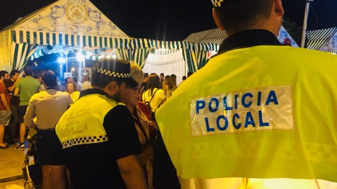Velá, Policía Local, Triana,