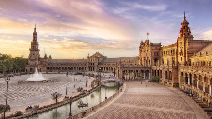 Sevilla, National Geographic