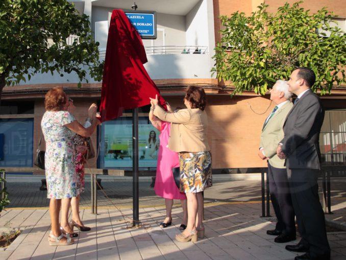 Inauguración Plaza El Penitente, Triana 2018