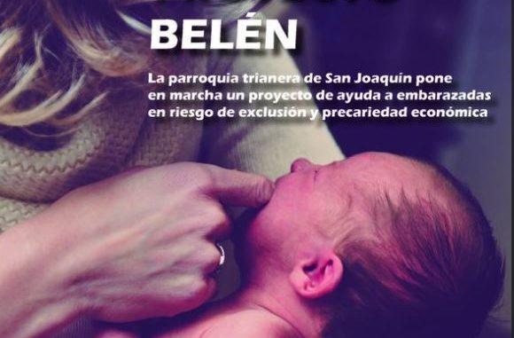 Proyecto Belén, Parroquia San Joaquín, Triana