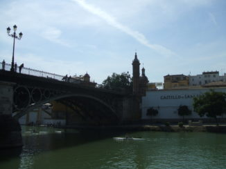 Sevilla, guiri
