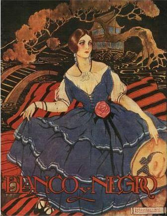 Blanco y Negro, 1922,