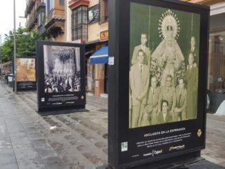 Exposición, Anclados en la Esperanza, Triana