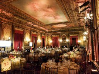 Flamenco Heeren en la Gala anual de la Hispanic Society en Nueva York