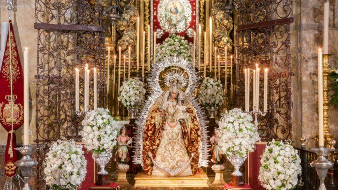Madre de Dios del Rosario.