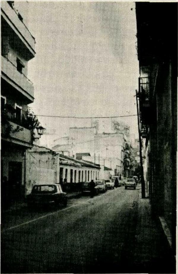 calle Evangelista