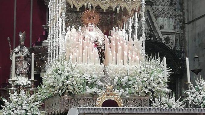 Esperanza de Triana Altar del Jubileo, Catedral de Sevilla