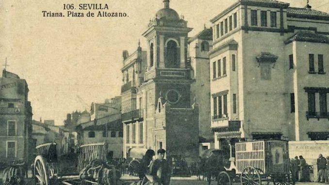 Triana, Altozano, 1926