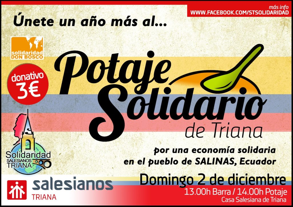 Potaje Solidario 2018