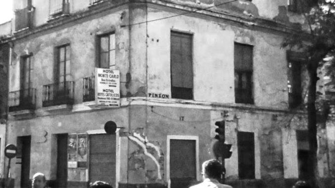 calle pinzón, Triana,