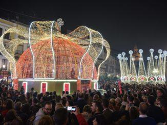 Iluminación navideña Sevilla 2018-19
