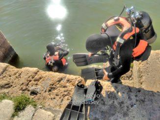 rescate bolso río