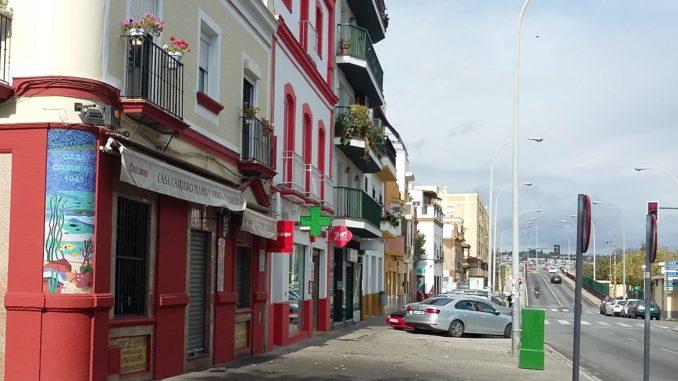 Callejeos, Avenida de Coria
