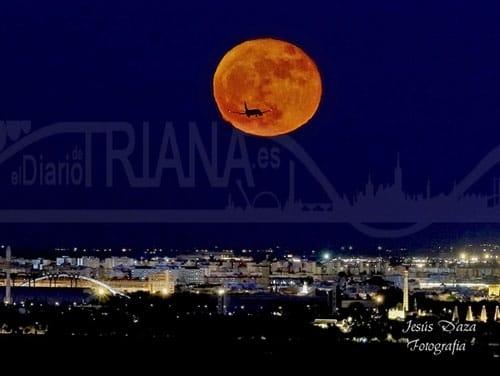 eclipse, luna de sangre