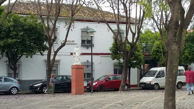 Milagrosa, San Gonzalo, Callejeos