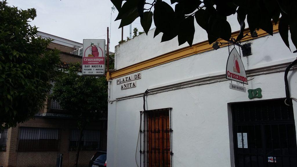 Plaza de Anita, callejeos