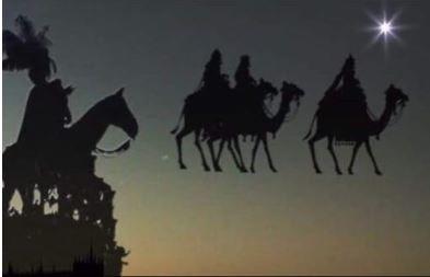 Reyes Magos, Triana