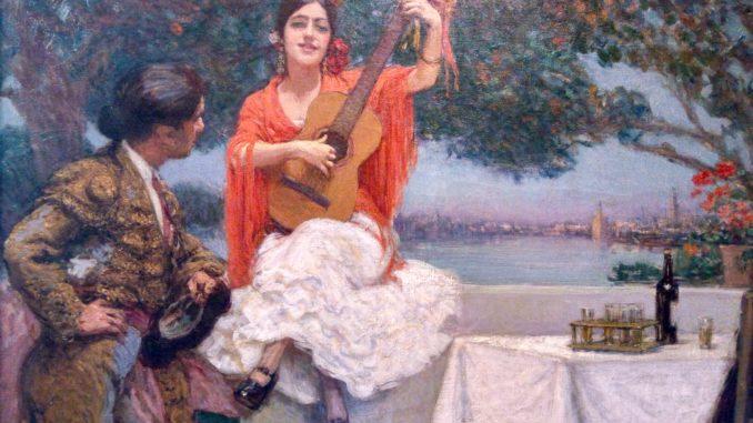 flamenco, sur,
