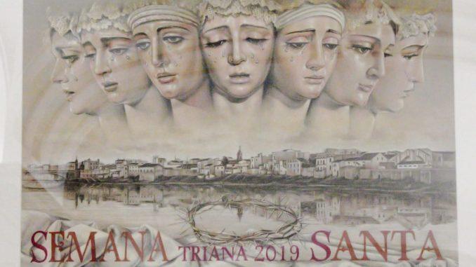 cartel de Semana Santa de Triana 2019