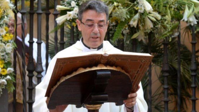 Párroco D. Eugenio
