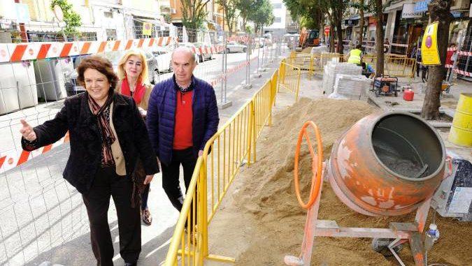 reurbanización Santa Cecilia