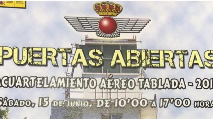 Tablada, Jornada Puertas abiertas
