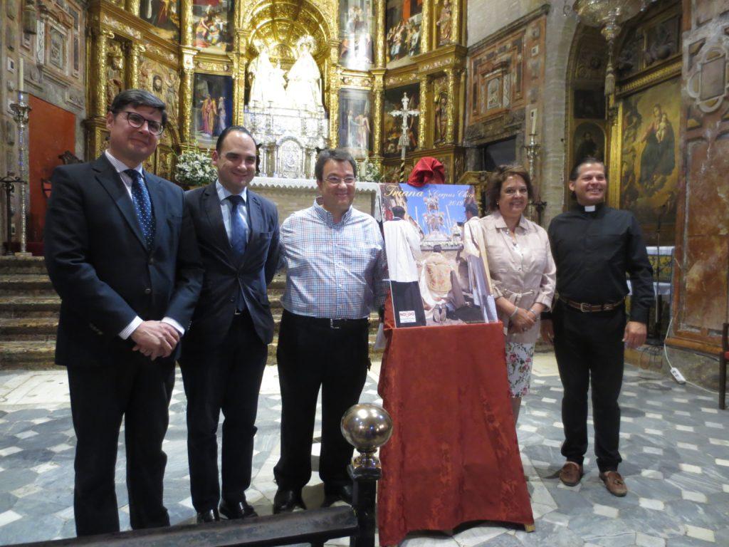 Presentación Cartel Corpus chico Triana 2019