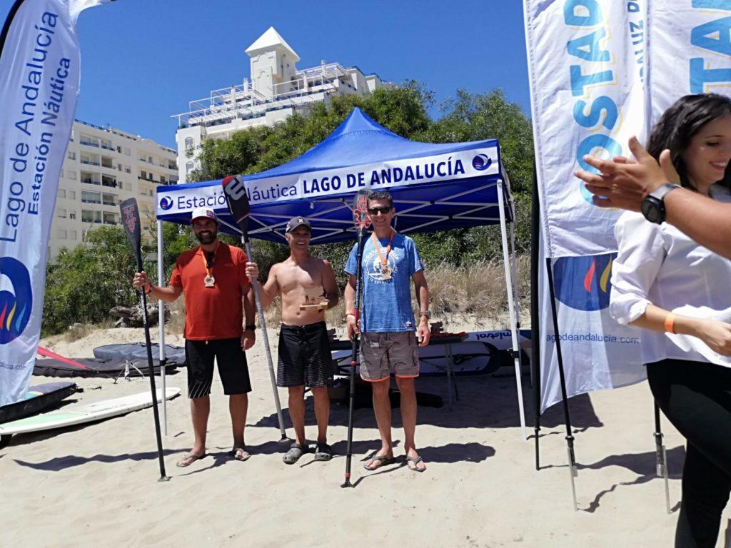 El Club Piragüismo Triana se cuelga un oro en la prueba autonómica celebrada en Marbella.