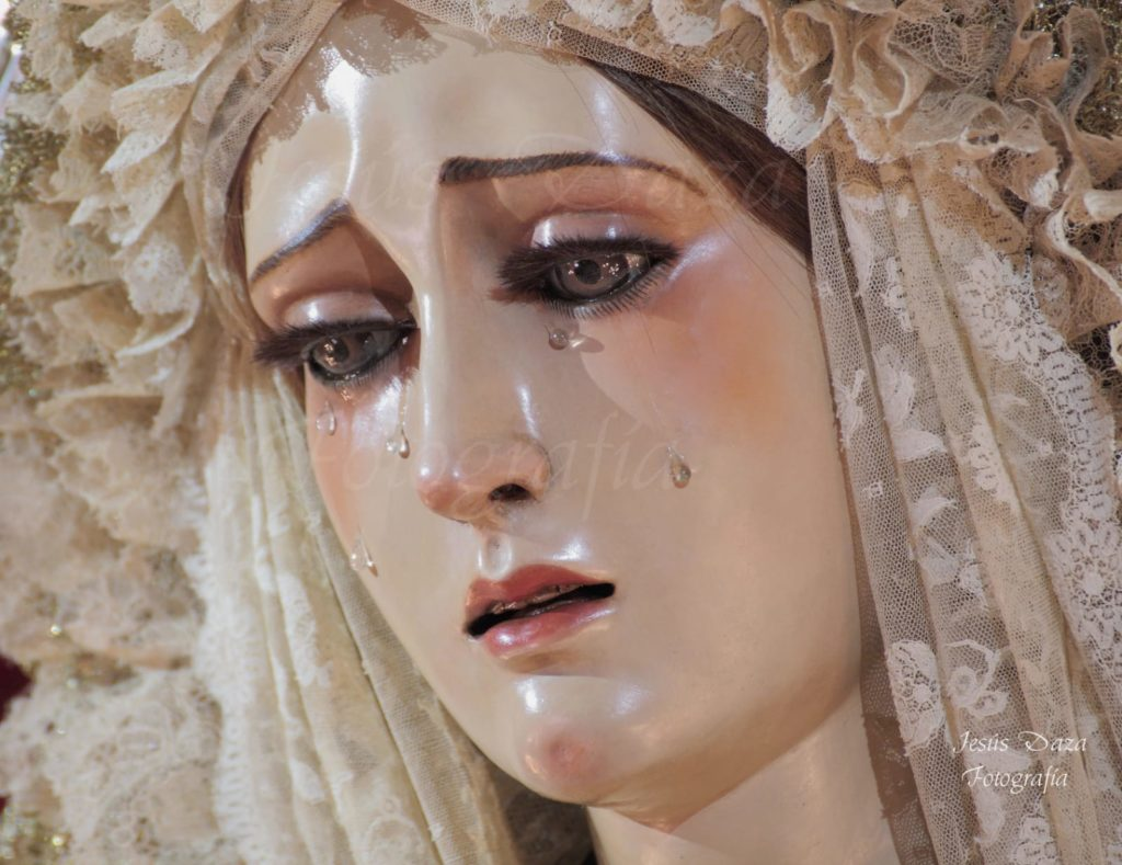 Imagen, Virgen del Consuelo, agrupación de fieles Santa Ana