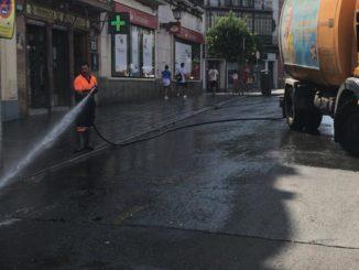 Triana refresca sus calles… Bocanadas de aires nuevos.
