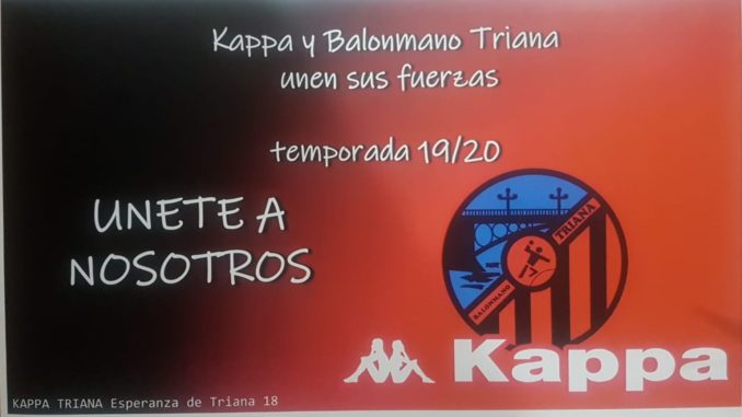 kappa B alonmano Triana