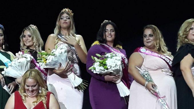 Marisa Gámez, Miss Curvy Triana 2019