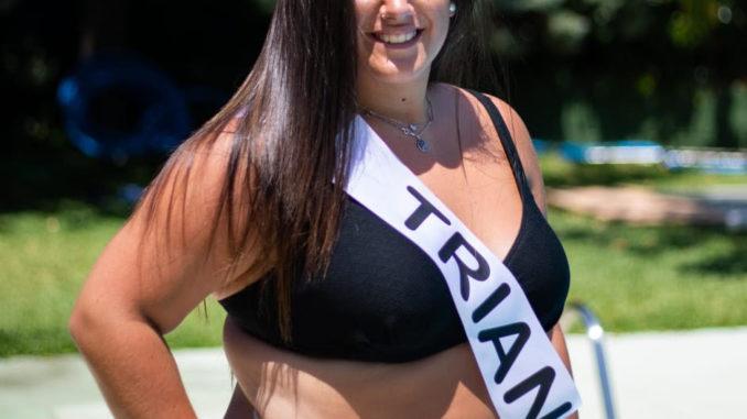 Miss Curvys Triana 2019