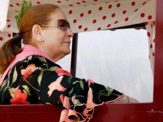 Ana, madre de Isabel Pantoja
