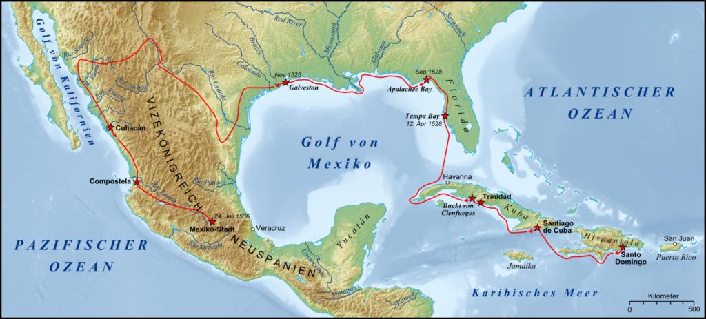 Expedición de Álvar Núñez