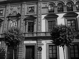 1929, Triana, casa de socorro