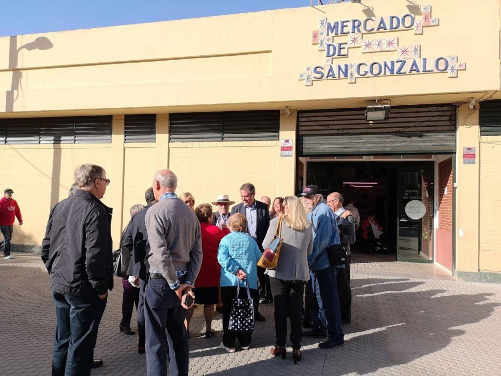 Obras, Reordenación Plaza San Martín de Porres