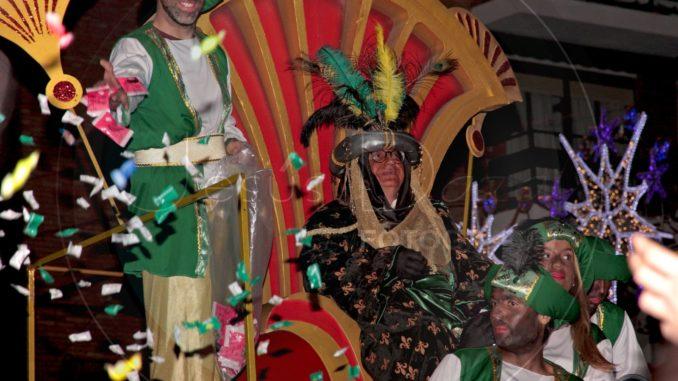 Cabalgata Reyes Magos Triana