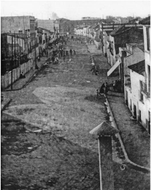 La cava a primeros del siglo XX